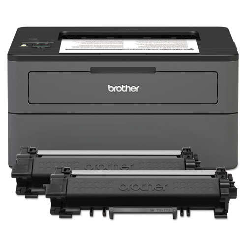 Brother HL-L2370DWXL Monochrome Compact Laser Printer