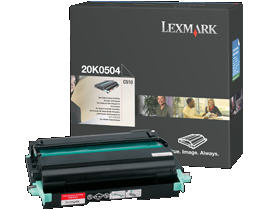 Lexmark C510 C510dtn C510n Photodeveloper Cartridge Genuine 20K0504